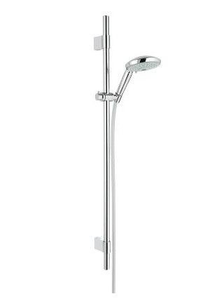 Ensemble de Douche Grohe Rainshower 3 jets Chromé 28769001