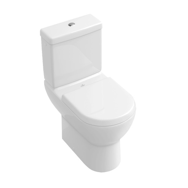 villeroy and boch back to wall toilet with soft closing seat subway