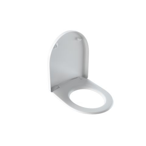 Abattant WC Standard Geberit iCon 468x355x46mm Blanc 574120000