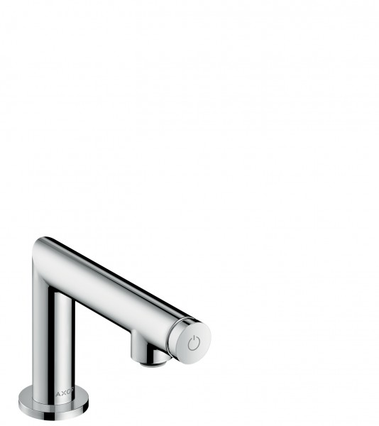 Vanne 80 mm pour lavabo sans garniture de vidage Select Nickel Brossé (45130820)