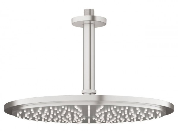 Douche Plafond Grohe Rainshower EcoJoy Ø310mm 1 jet Supersteel
