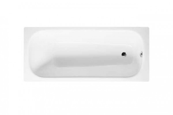 Baignoire Rectangulaire Bette Form 1600x700x420mm Blanc