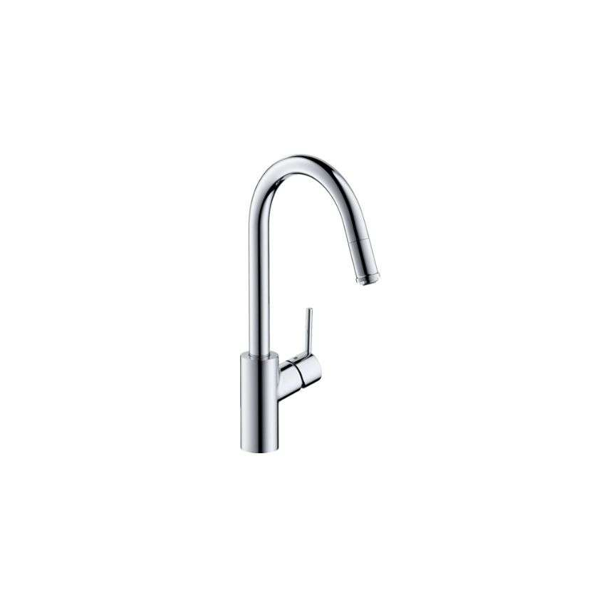 hansgrohe pull out kitchen tap talis s2 variarc rh superbath co uk