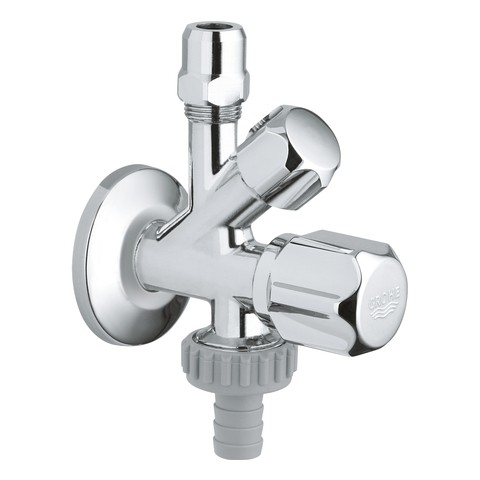 Robinet D Equerre Grohe Combinee Original Was Dn 10 22033000