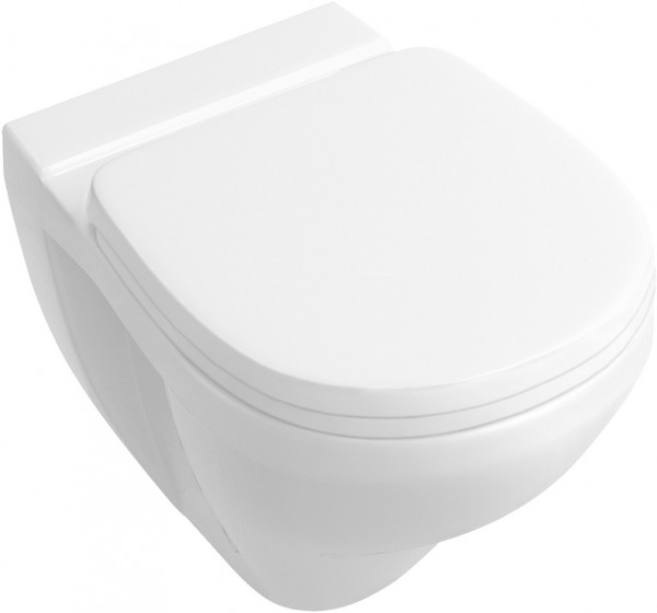 WC Suspendu Villeroy et Boch Architectura Blanc Abattant Soft Close Quick Release 5638H0R1