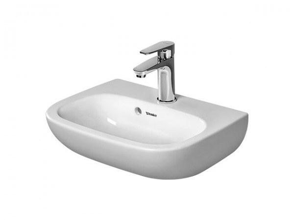 Lave Main Rond Duravit D-Code 450x340 mm blanc