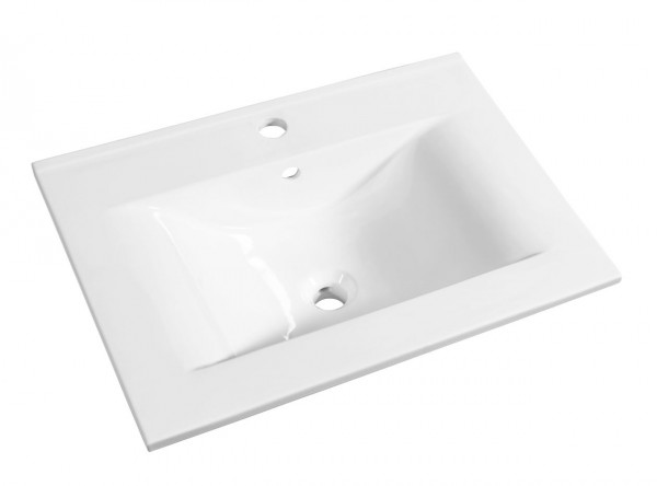 Lavabo Sur Meuble Allibert SOFT Blanc 813876