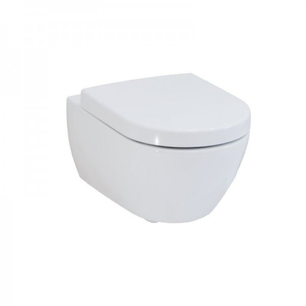 Pack WC Suspendu Villeroy et Boch Subway 2.0 sans bride 5614R001 + 9M68S101