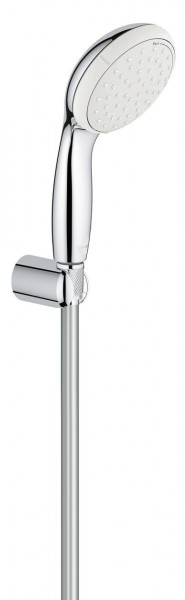 Support Douchette Grohe Tempesta 100 mural 2 jets 26164001