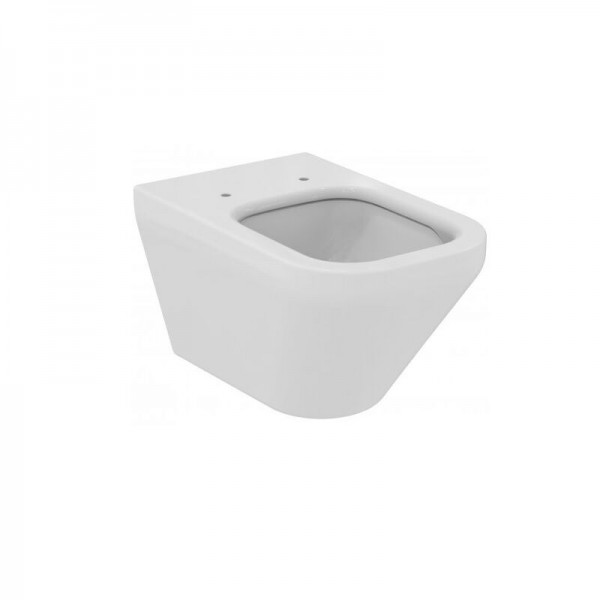 Peachy Ideal Standard Wall Hung Toilet Tonic Ii Alpine White Without Toilet Seat K315801 Forskolin Free Trial Chair Design Images Forskolin Free Trialorg