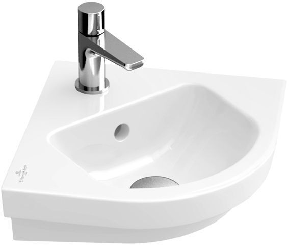 Lave Main Angle Villeroy et Boch Subway 2.0 320 mm Pergamon
