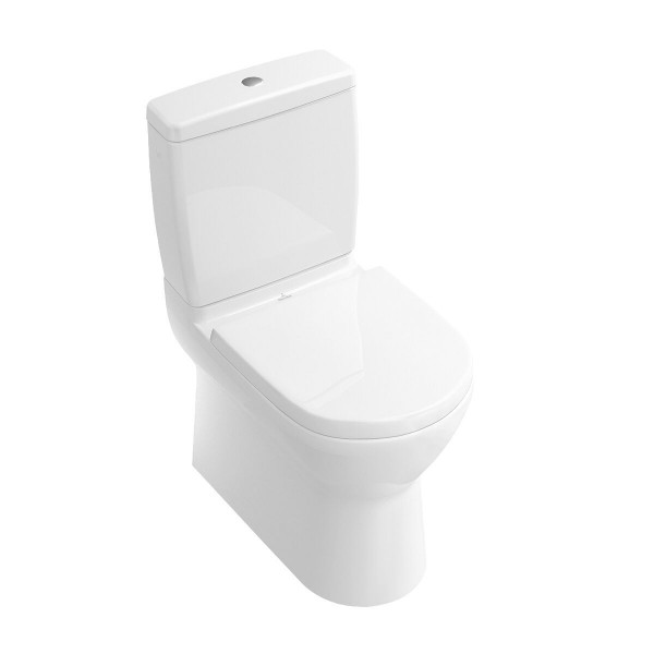Villeroy En Boch Toilet.Villeroy And Boch Back To Wall Toilet For Close Coupled Toilet Suite O Novo 565810r1