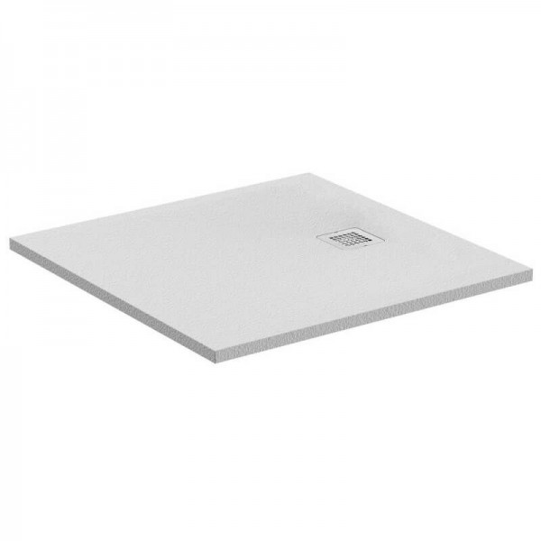 Receveur de Douche 100x100 carré Ideal Standard Ultra Flat S Carré 30mm Blanc Pur K8216FR
