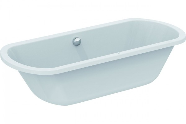 Baignoire Ovale Ideal Standard Hotline New 1800x800x450mm en acrylique
