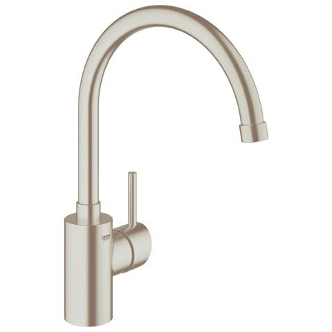Mitigeur Cuisine Grohe Concetto Supersteel 32661DC1