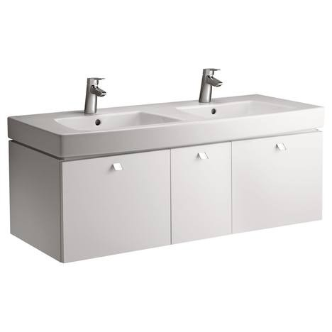 Lavabo Double Ideal Standard Ventuno Double 1300 mm T002001