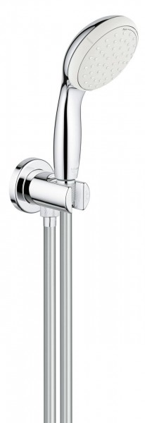 Support Douchette Grohe Tempesta 100 mural 2 jets 26406001