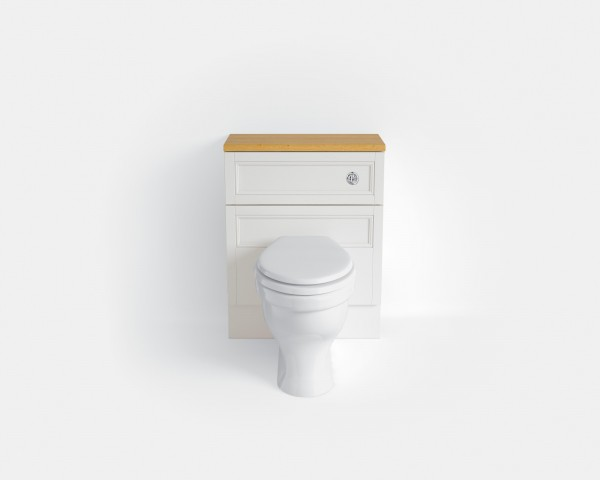 Awe Inspiring Heritage Bathrooms Caversham 640Mm Wc Unit Caversham White Ash Theyellowbook Wood Chair Design Ideas Theyellowbookinfo