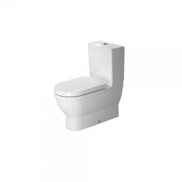 WC à Réservoir Duravit Starck 3 Pack abattant SoftClose