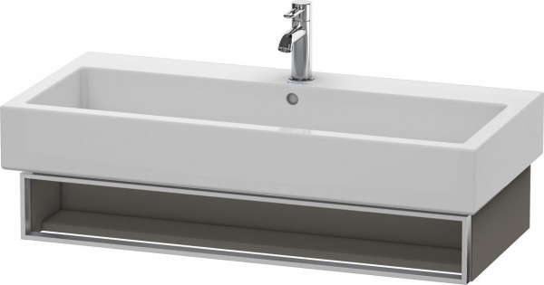 Meuble Pour Vasque à Poser Duravit Vero suspendu 950x431 mm Gris Flanelle Satiné VE600709090