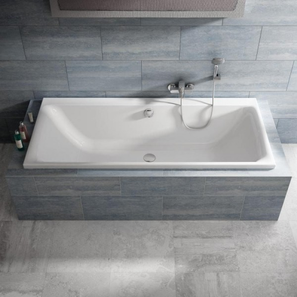 Vasca da Bagno Rettangolare Ideal Standard Connect Air Connect ...