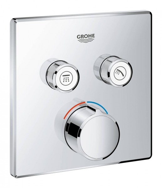 Robinet Encastrable Grohe SmartControl 2 sorties 29148000