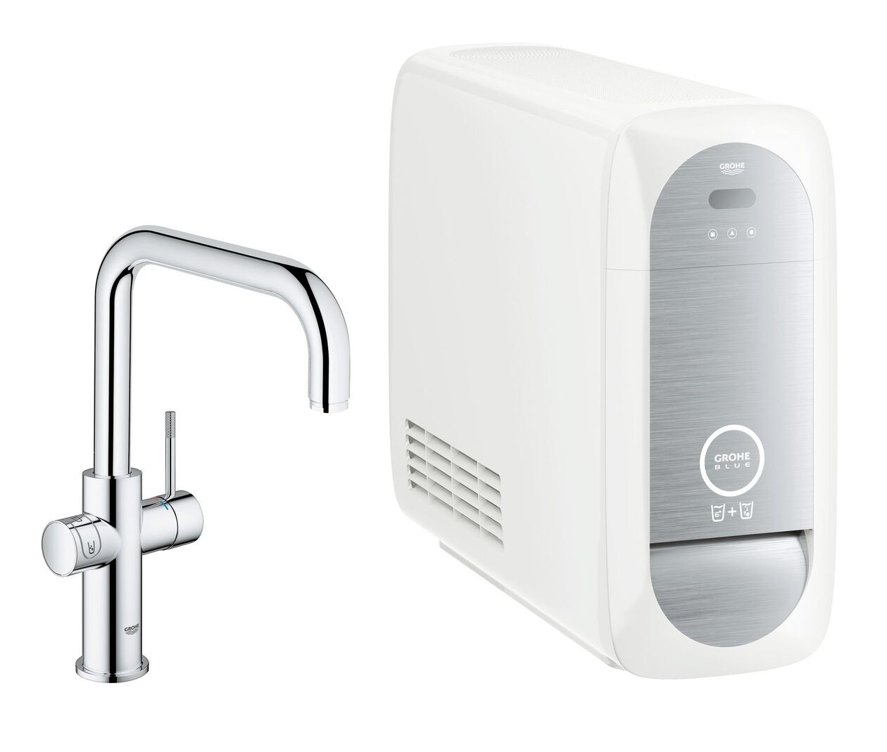 Grohe Blue Home Tap Water Filter U Spout