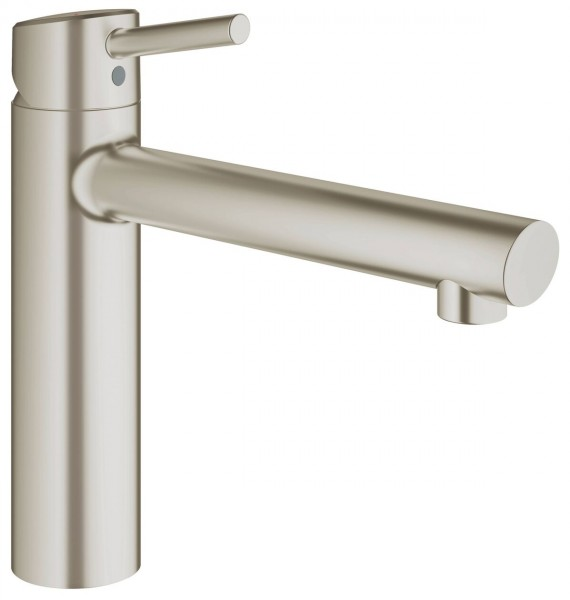 Mitigeur Cuisine Grohe Concetto Supersteel 31128DC1