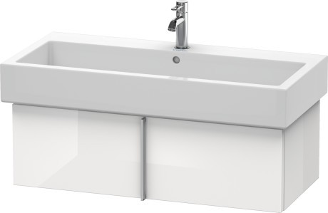 Lavabo Vero De Duravit.Duravit Vero Bathroom Set Washbasin 1000x470mm Washbasin Cabinet Ve610702222 0454100000
