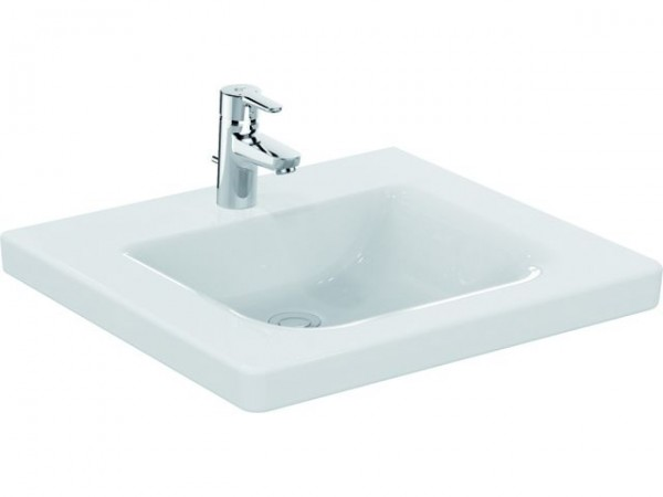 Lavabo Suspendu Ideal Standard Connect Freedom PMR 600 mm Céramique Ideal +