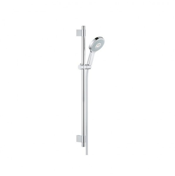 Ensemble de Douche Grohe Power&Soul C EcoJoy 4 jets Chromé 27734000