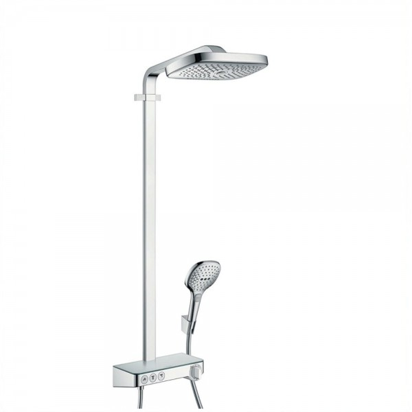 Colonne de Douche Hansgrohe Raindance Select E 3 jets Chromé 300