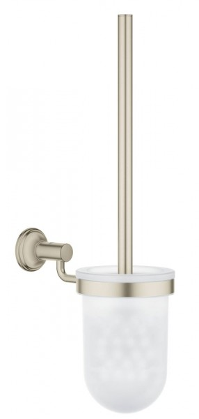 Porte Brosse WC Grohe Essentials Authentic Nickel Brossé