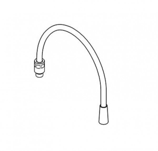 Flexible Robinet Grohe pour cuisine Supersteel