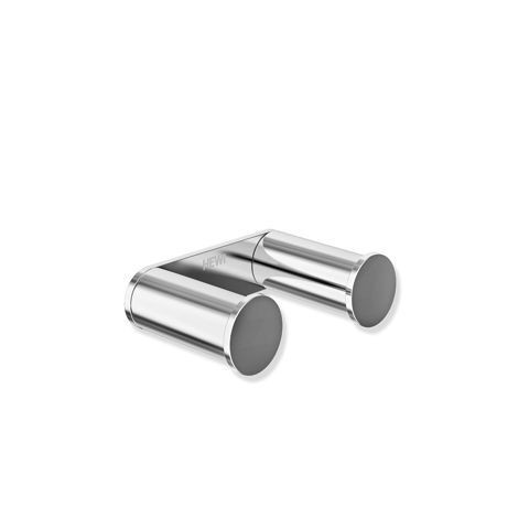 Hewi Towel Hooks System 162 Double wall hook 35 mm Glossy Chrome ...