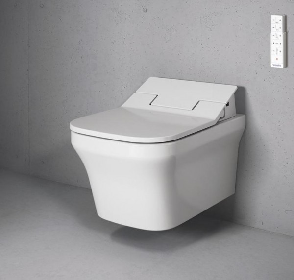 Duravit Durastyle Wall Hung Toilet Pan Rrimless With Horizontal And Vertical Outlet
