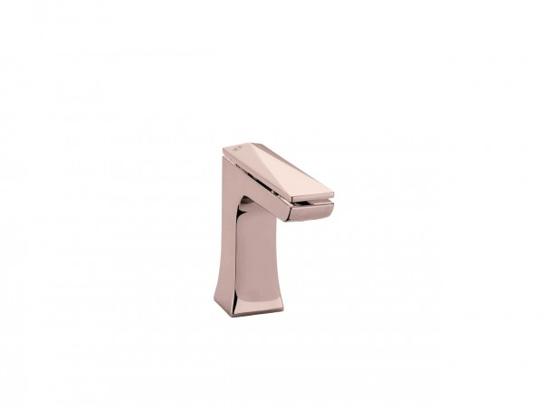 Mélangeur Lavabo Heritage Hemsby 147x161x53 mm Or Rose