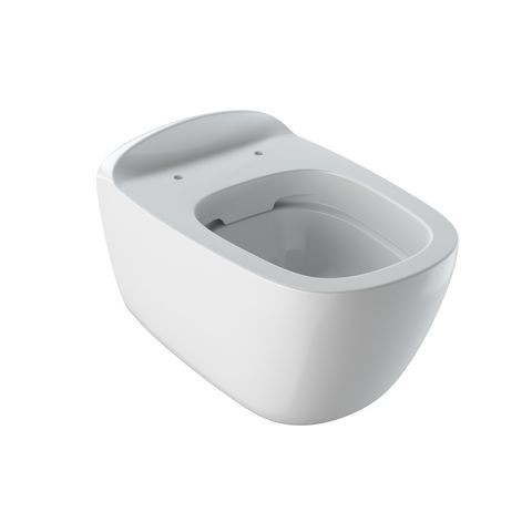 WC Suspendu Geberit Citterio KeraTect Sans Bride Fond Creux 360x330x560mm Blanc