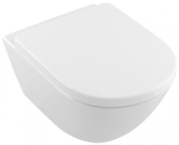 Villeroy And Boch Toilet Washdown Comfort Rimless Subway