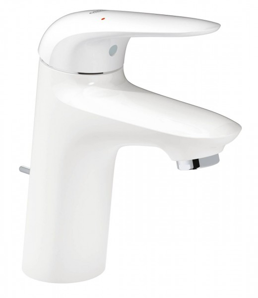 Mitigeur Lavabo Monotrou Grohe Eurostyle Taille S Blanc Lune 23709LS3