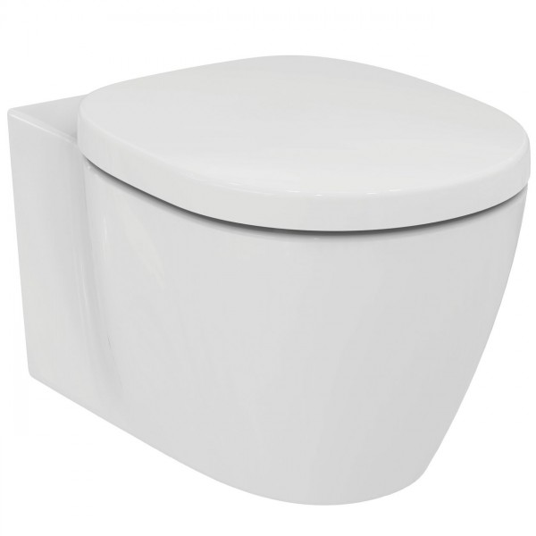 Abattant WC Standard Ideal Standard Connect 365x430x45 mm